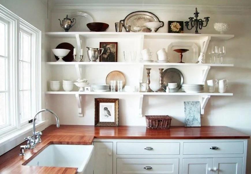 cheap kitchens metal kitchen canisters 越来越多人厨房不装吊柜了 现在流行这样做 实惠又实用 众所周知 厨房的吊柜设计价格挺贵的 而且能够利用的空间也不是很多 但置物架相对而言价格就便宜了许多 而且还能根据实际需求选择不同的置物架 实用又美观