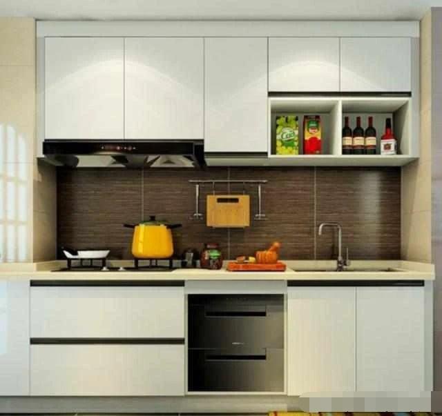 skinny kitchen cabinet closeout cabinets 厨房如今流行这样装橱柜 真是实用又好看 懊悔我家没早些知道 天天快报 谈到厨房的装饰 最重要的是厨柜的选择 如果您能掌握正确安装机柜的方法 那么安装的机柜不仅美观 这非常实用