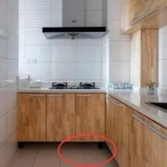 Kitchen Pendant Lights Bar Chairs 厨房装修这7个地方万万不能装错 不然恨不得全砸掉 天天快报 厨房只有个吸顶灯是远远不够的 夜间做饭时 光线会被挡住导致看不到操作台面 所以吊柜下面要记得做灯带