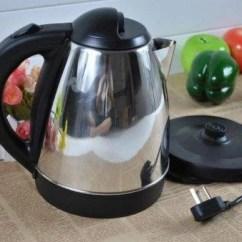 Kitchen Aid Electric Kettle Backsplashes 家里万万别用这种电热水壶烧水 身体越变越差 别等用久才懊悔 天天快报 厨房用的电器也非常多 就拿电水壶来说吧 电水壶是我们每个家庭都在用的一件小电器 但是购买的时候也要注意一个问题 不能买到劣质的 市场上的劣质电水壶非常多 不