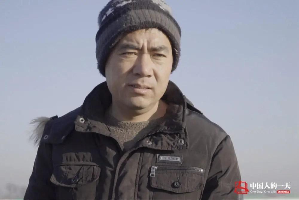 中国人的一天:寿光洪灾受害菜农:新年重新开始 孩子别再干这行了