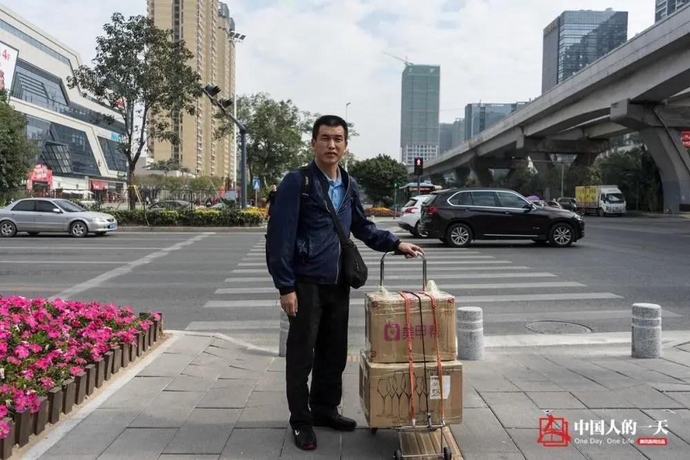 深圳保安大哥:为省路费14年没在家过年