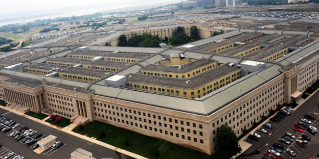 Military contractor with ties to congressman runs afoul of the Pentagon
