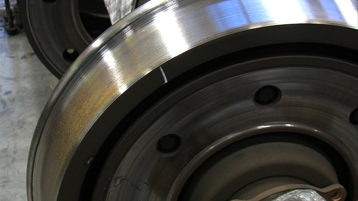 Sprinter rotors