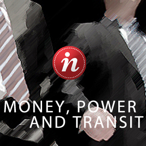 Money, Power and Transit