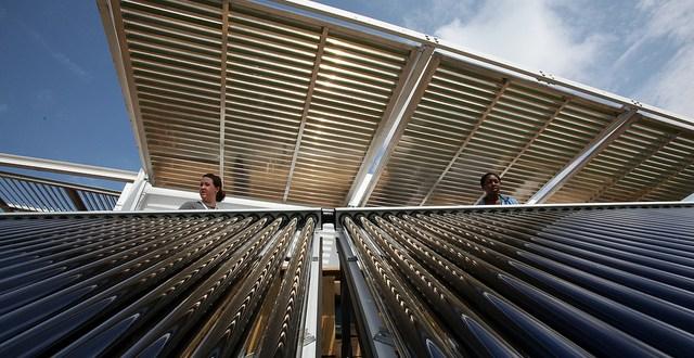 California businesses cash in on solar grants