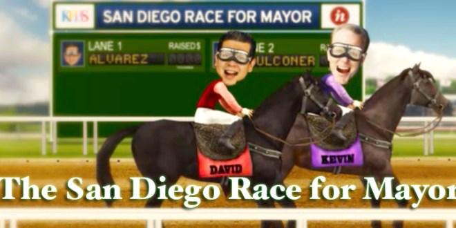 The San Diego Race for Mayor
