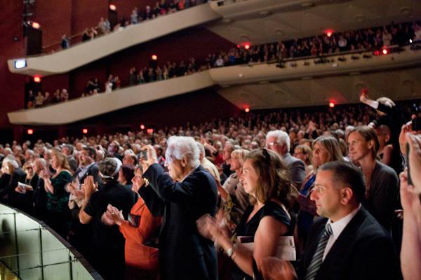 San Diego Opera crowd