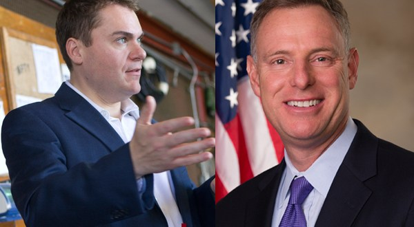 Recap: state of the DeMaio-Peters money race