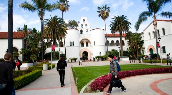 San Diego default rate on college loans is less than national average