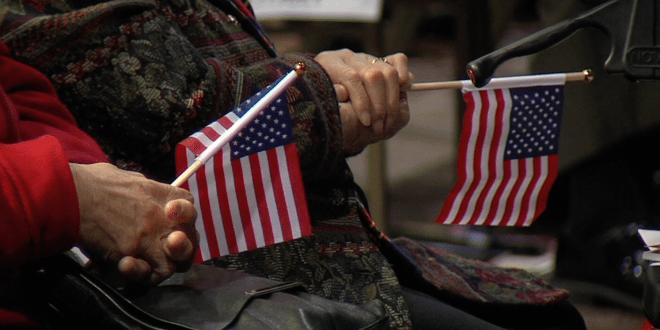 Citizen America: Taking the oath