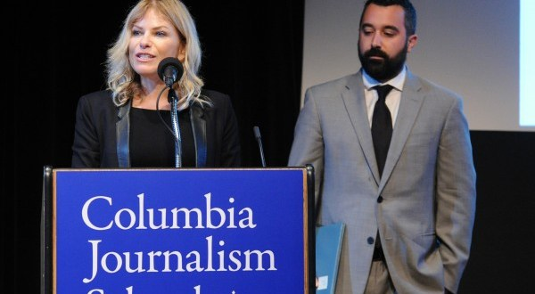 Newsletter: Columbia Journalism School  honored Nina Totenberg, Jane Mayer and inewsource reporters Joanne Faryon and Brad Racino, Monday at 2015 Graduation Events