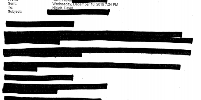 Heavily redacted document shields notes about fatal San Diego police shooting
