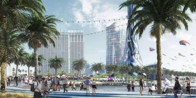 Four things to watch with San Diego's new Seaport development