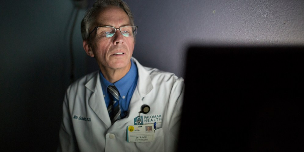 For one in three San Diegans, finding a doctor is an ordeal