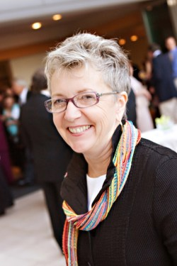 Kathleen Jones, professor emerita of women's studies at San Diego State University, is shown here in this undated photo. Photo by Rippee Photography, courtesy of Kathleen Jones.