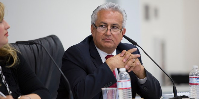 Edward Velasquez named San Ysidro's interim superintendent — again