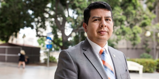 David Alvarez raises $119,000 for county supervisor race — in 2020