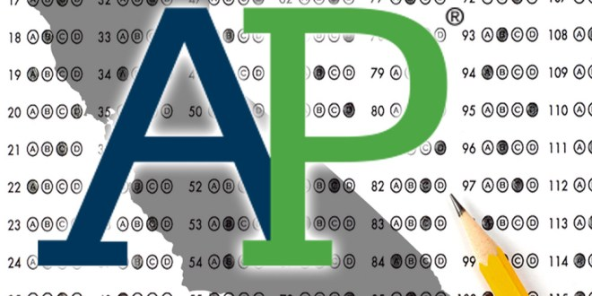 Search AP test scores in California by school