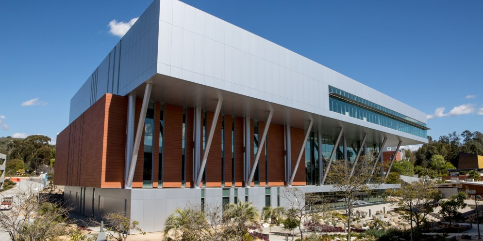 Palomar College president gets $1 million suite in new library