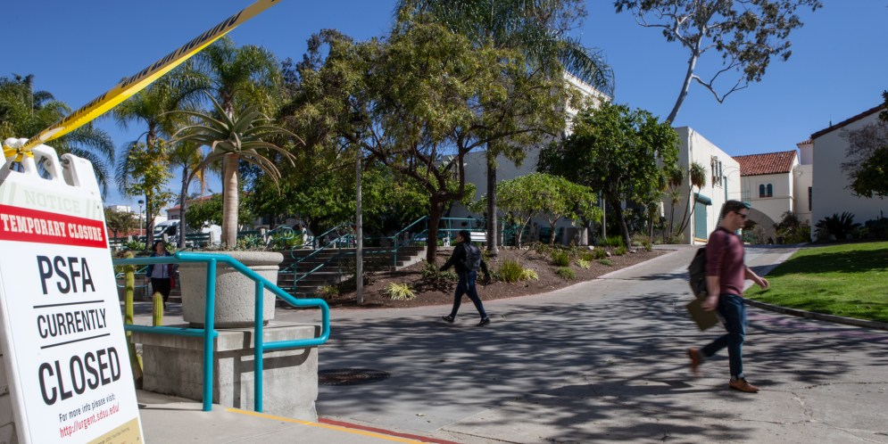 County sends violation notices to SDSU, contractors over noxious odors