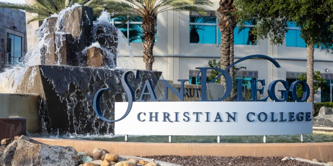 Financial problems land San Diego Christian College on probation