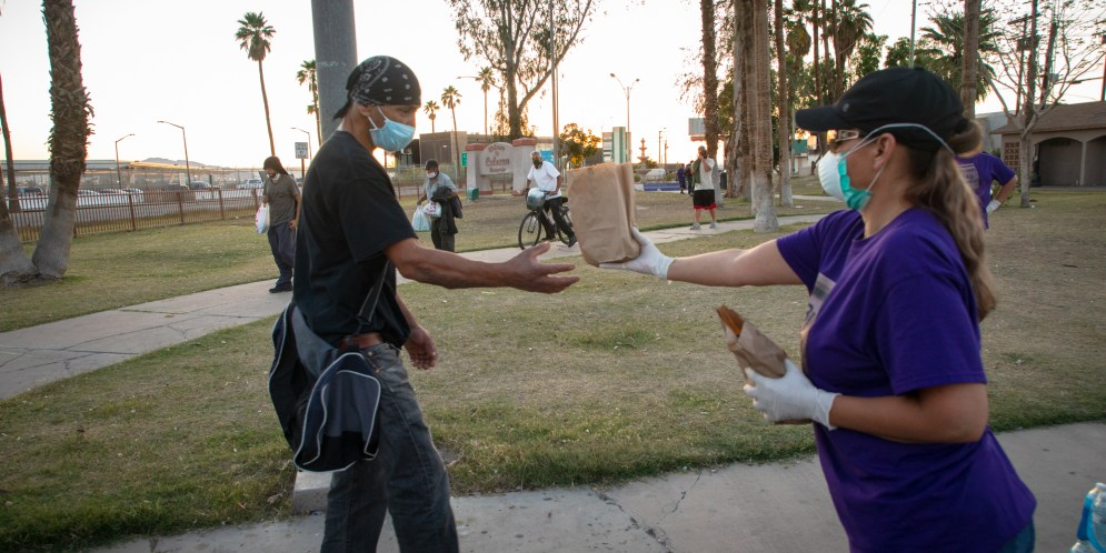 'We're struggling': Imperial County nonprofits serving homeless face funding, volunteer shortages