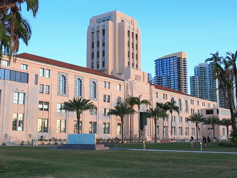 San Diego County Administration Building