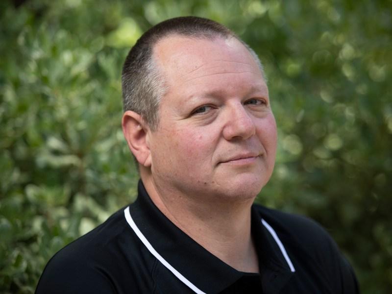 Navy veteran Larry McMinn