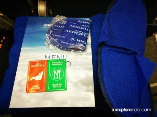 Kit de Aeroflot