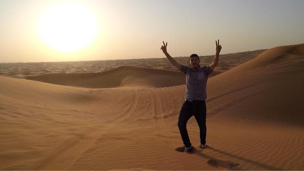 Dubai en 4x4
