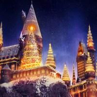Harry Potter Christmas Universal Orlando