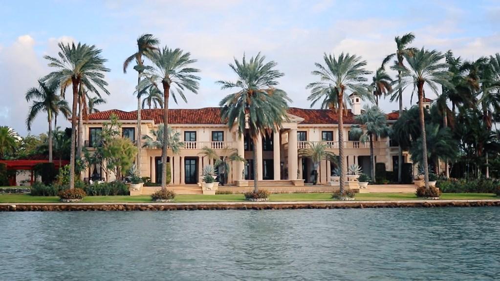 Casas de famosos en Miami