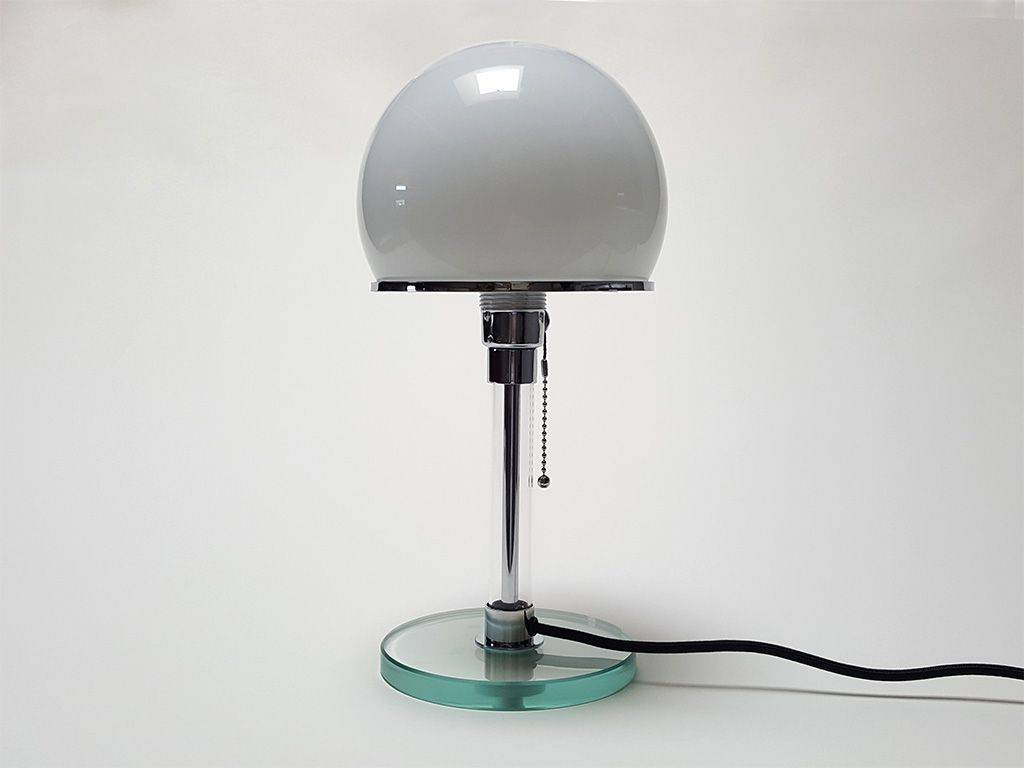 Wagenfeld Table Lamp Bauhaus