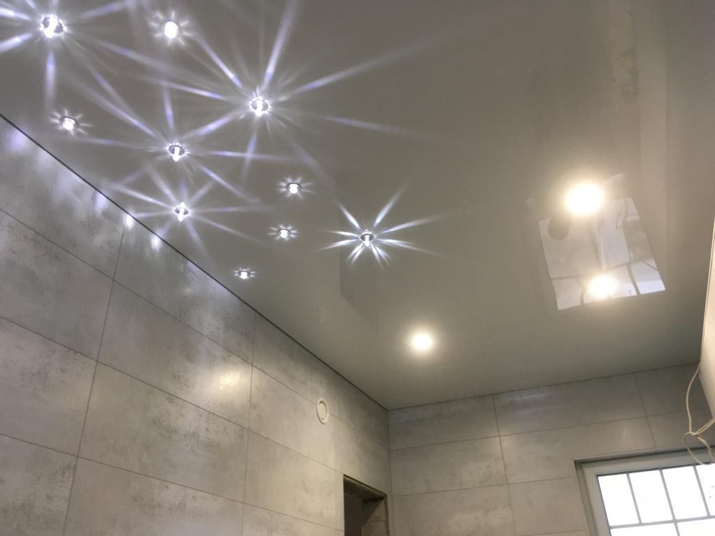 Sternenhimmel Badezimmer   Einbauspots, Einbaulampen Einbaustrahler Effektbeleuchtung