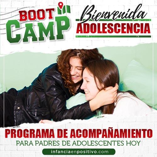 BOOTCAMP Bienvenida adolescencia
