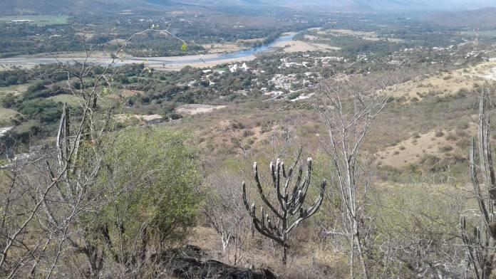 Valle del Motagua y Corredor Seco