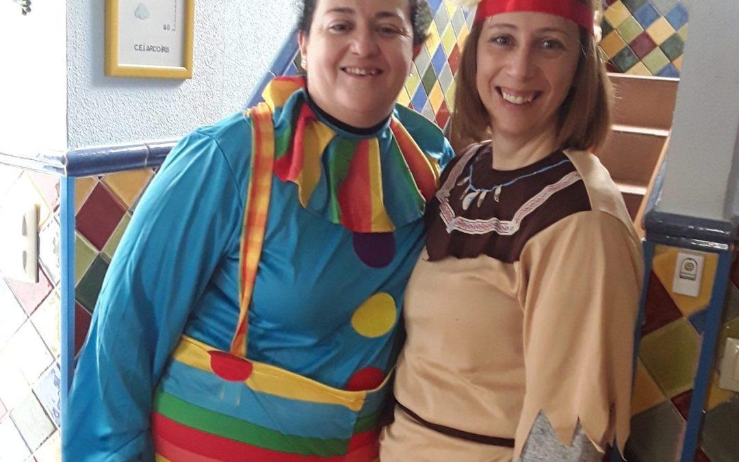 Arco Iris Infantil se viste de color en nuestro carnaval