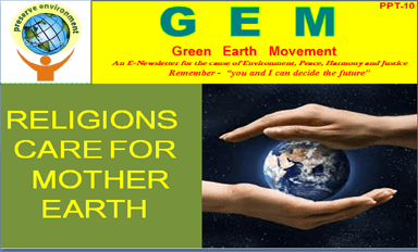 Gem ppt-10-eco-friendly religions