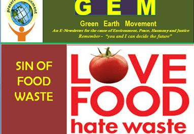 Gem ppt-25-sin of food waste