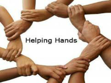 Helping hands no. 1