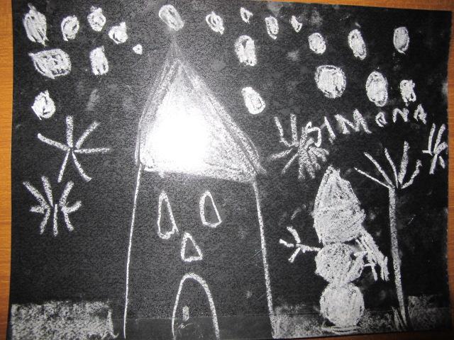 Anchio come Van Gogh  Scuola Statale dellInfanzia Boario Terme