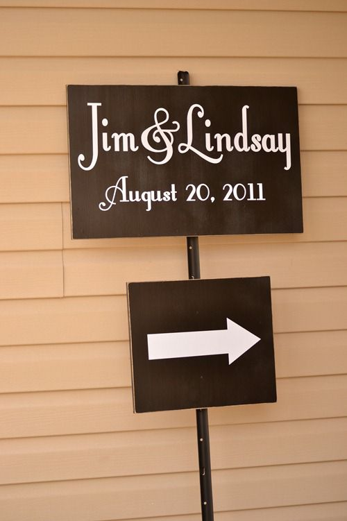 personalized wedding sign (5)