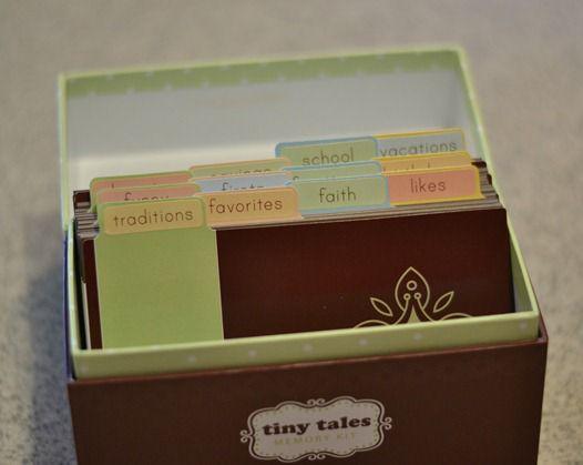 tiny tales memory kits (9)