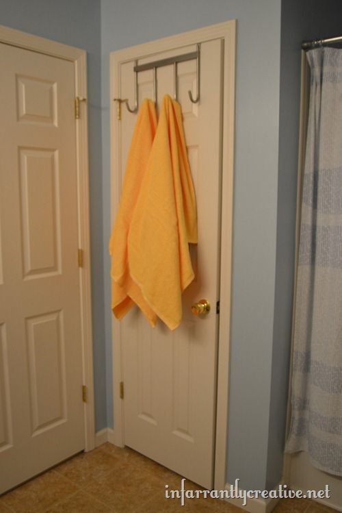 yellow bathroom towels
