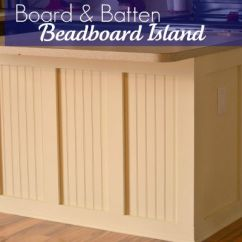 Beadboard Kitchen Island Table And Chairs Cheap Board Batten Infarrantly Creative Pin It