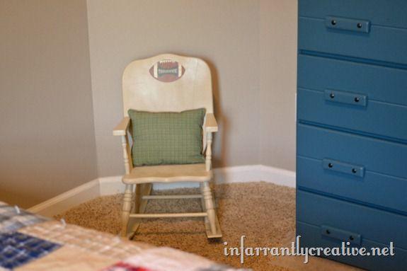 hand-me-down-rocking chair