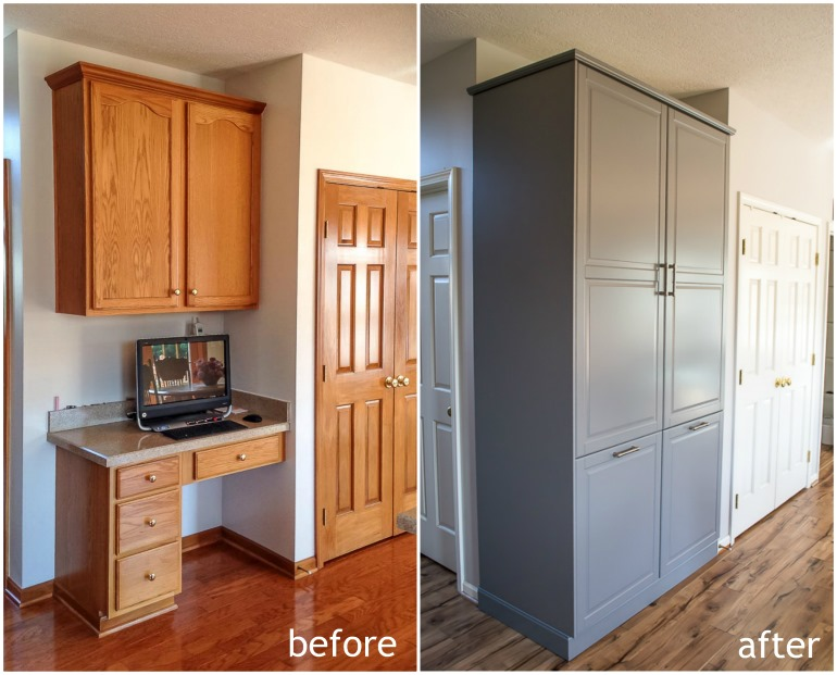 How To Assemble An IKEA Sektion Pantry