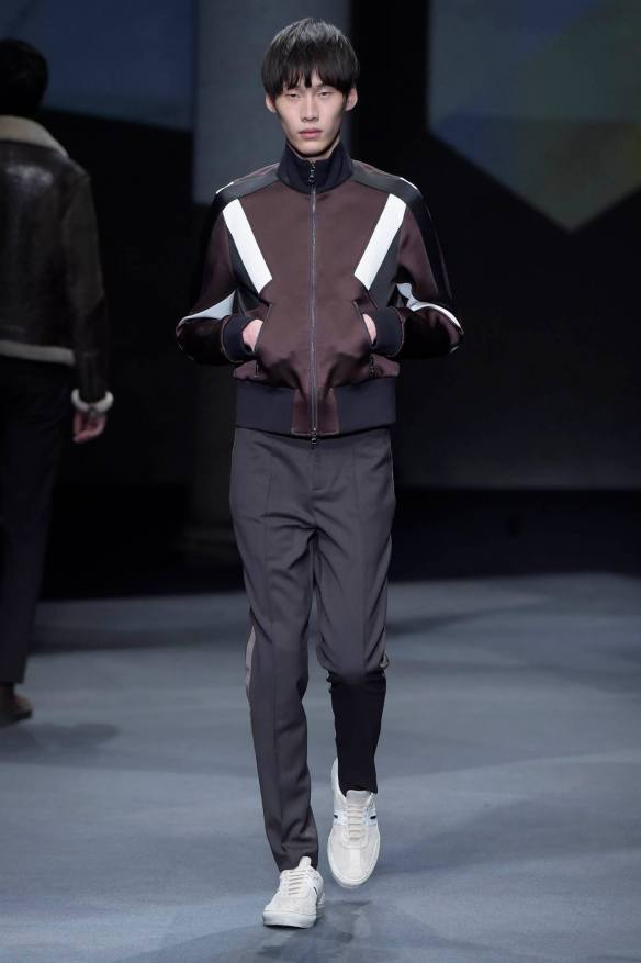 Neil Barrett aw16 infashionity menswear fashion blog