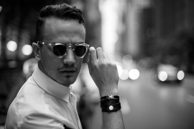 infashionity menswear fashion blog swiss henri balit nyc new york hermes men bracelet